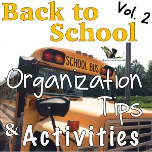 First day of School tips for back to school