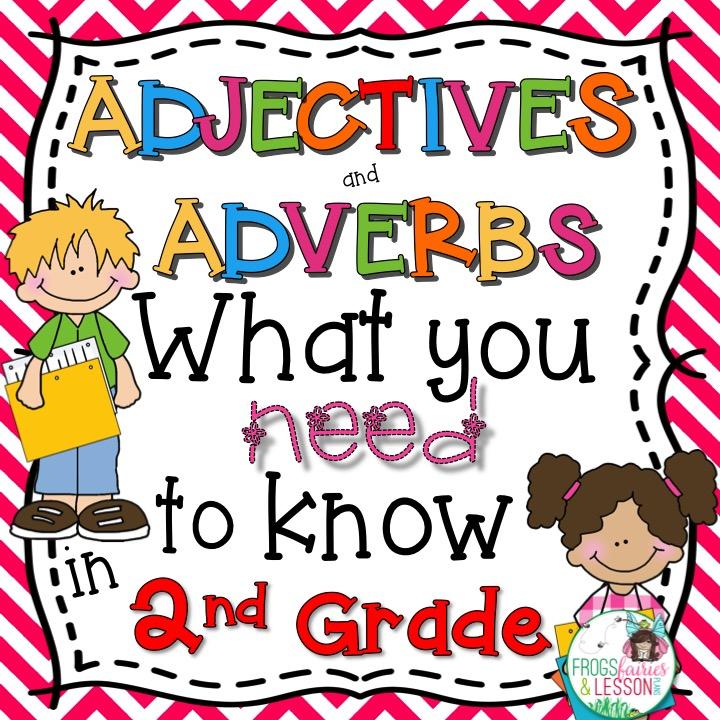 Fun Adjective Activities
