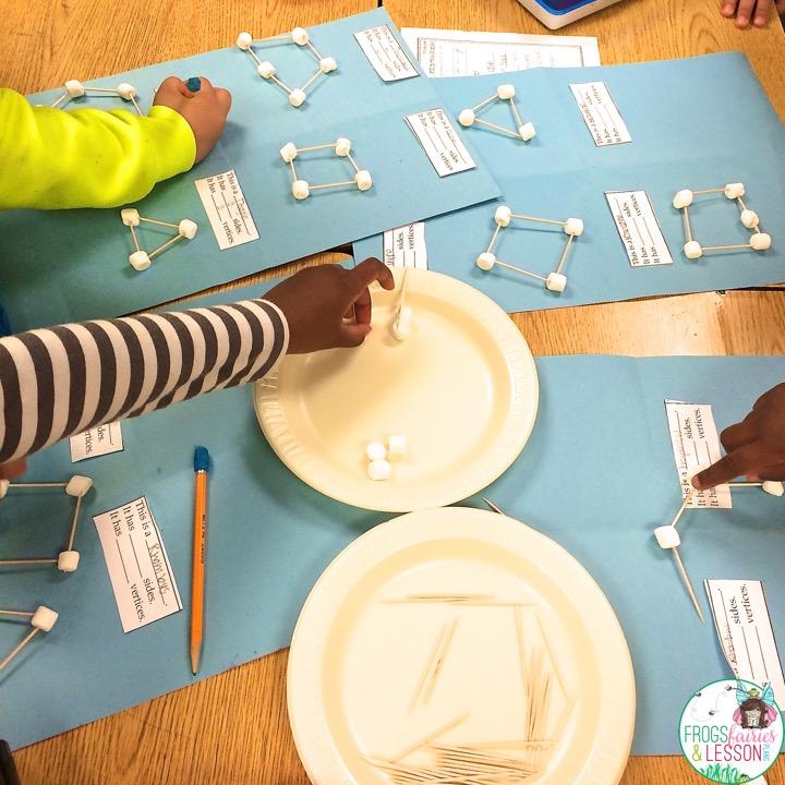 Shape Activities Lesson Plans Ideas